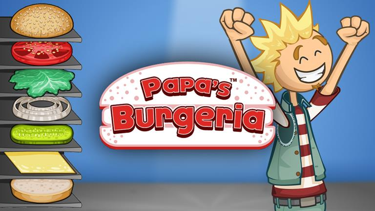 Papas burgeria a free girl game on girlsgogames sciox Gallery